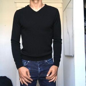Bonobos Merino Wool Knit Sweater Slim V-Neck